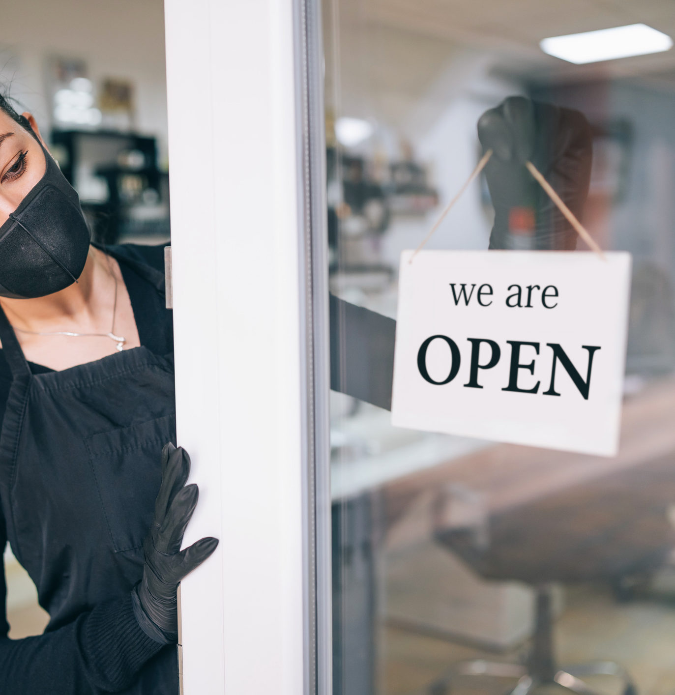 Recently reopened your business? Be sure to review your business insurances.